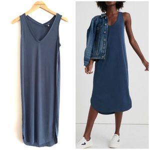 Lucky Brand | Ribbed Sandwash Tank Dress XS